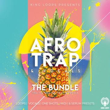 Afro Trap & Vocals Bundle