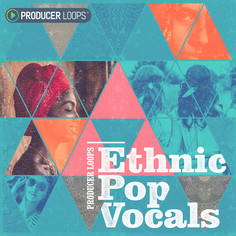 Ethnic Pop Vocals Vol 1