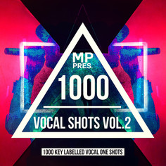 1000 Vocal Shots Vol 2