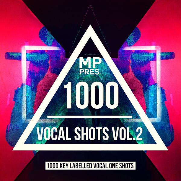 1000 Vocal Shots Vol 2