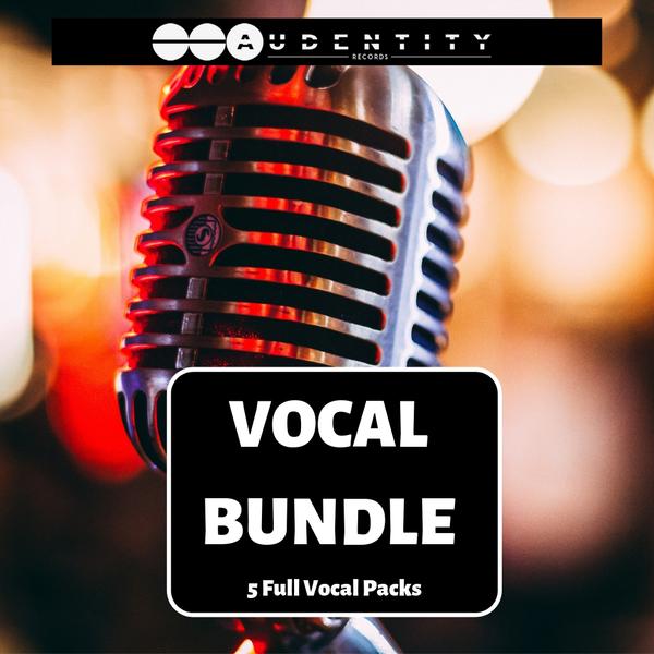 Vocal Bundle: 5 Full Vocal Packs