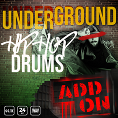 Underground Hip Hop Drums - The Add On