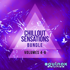 Chillout Sensations Bundle (Vols 4-6)