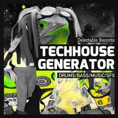 Tech House Generator