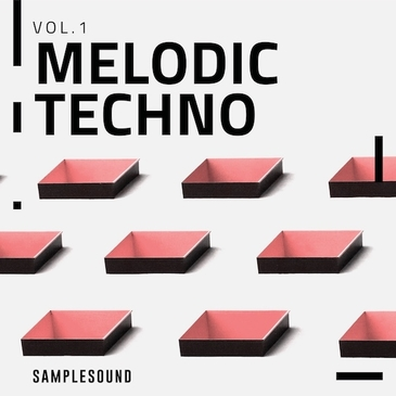 Samplesound: Melodic Techno Vol 1