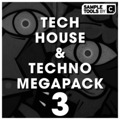 Tech House & Techno Megapack 3