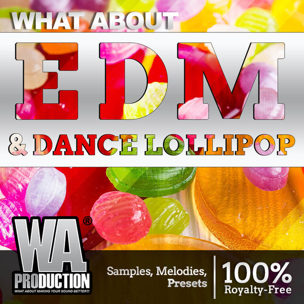 What About: EDM & Dance Lollipop