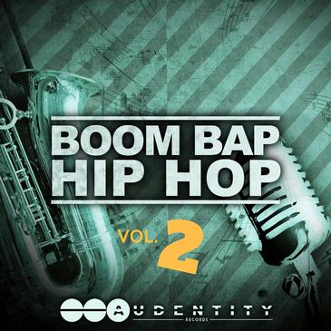 Boom Bap Hip Hop Vol 2
