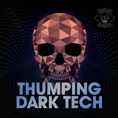 Skeleton Samples: Thumping Dark Tech