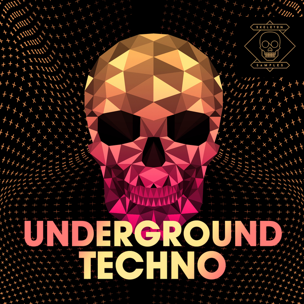 Skeleton Samples: Underground Techno