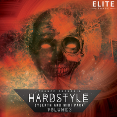 Hardstyle Sylenth & MIDI Pack Vol 3