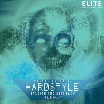 Hardstyle Sylenth & MIDI Pack Bundle (Vols 1-3)