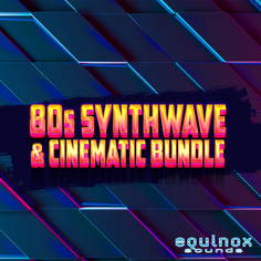80s Synthwave & Cinematic Bundle