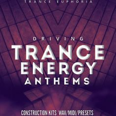 Driving Trance Energy Anthems