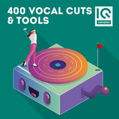 400 Vocal Cuts & Tools