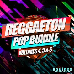 Reggaeton Pop Bundle (Vols 4-6)