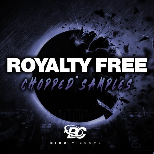 Royalty-Free Chopped Samples