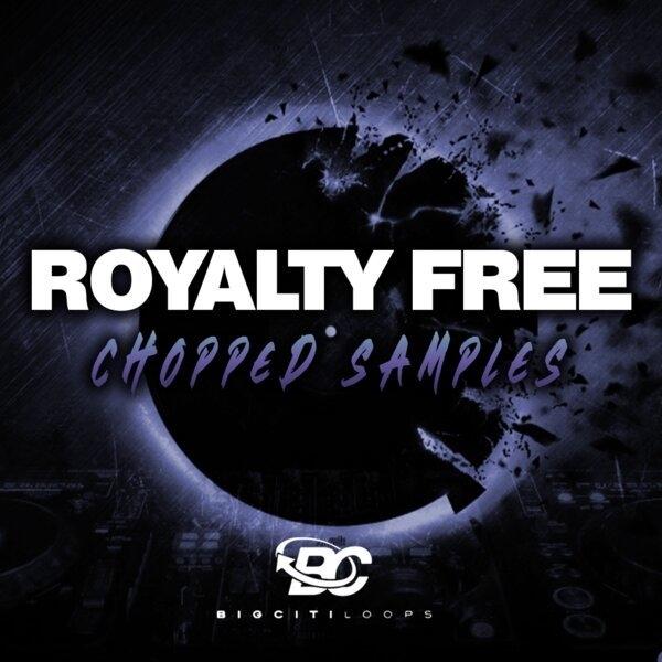 Royalty-Free Chopped Samples