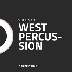 West Percussion Vol 3