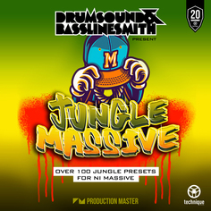Drumsound & Bassline Smith Present Jungle Massive