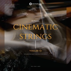 Cinematic Strings Bundle (Vols 10-12)