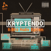 Kryptendo 8-Bits Audio System
