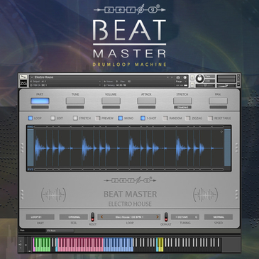 Beat Master: Drumloop Machine