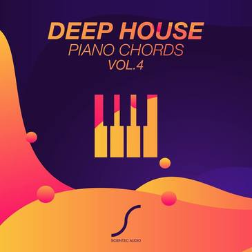 Deep House Piano Chords Vol 4