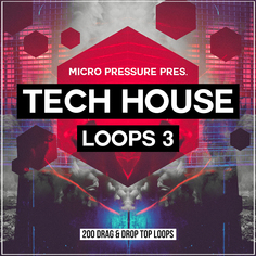 Tech House Loops 3