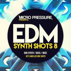 EDM Synth Shots 8