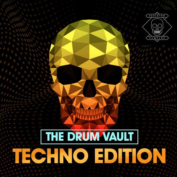 The Drum Vault: Techno Edition