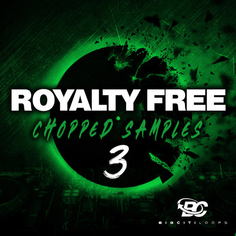 Royalty-Free Chopped Samples 3