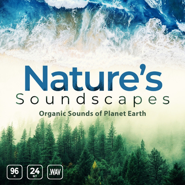 Nature's Soundscapes: Organic Sounds of Planet Earth