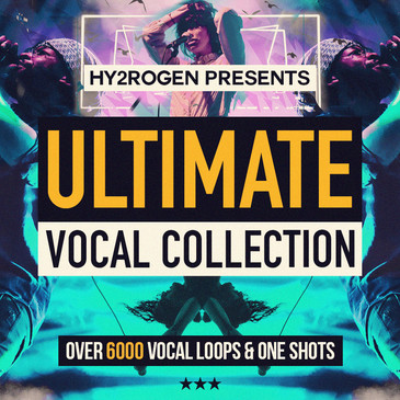 HY2ROGEN: Ultimate Vocal Collection
