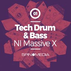 Tech Drum & Bass: NI Massive X
