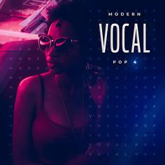 Modern Vocal Pop Vol 4