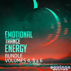 Emotional Trance Energy Bundle (Vols 4-6)