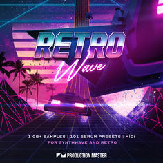 Retro Wave: Synthwave & Retro