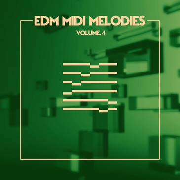 EDM MIDI Melodies Vol 4