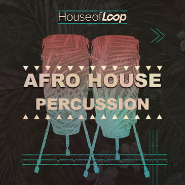 Afro House Percussion