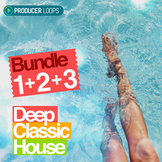 Deep Classic House Bundle (Vols 1-3)