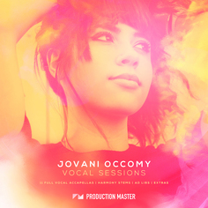 Jovani Occomy: Vocal Sessions