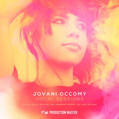 Jovani Occomy: Vocal Sessions