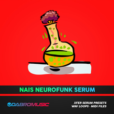 NAIS Neurofunk Serum