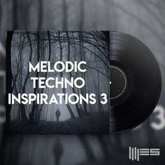 Melodic Techno Inspirations 3