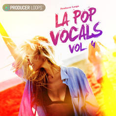 LA Pop Vocals Vol 4