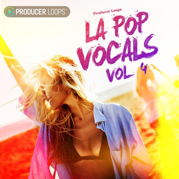 LA Pop Vocals Vol 4