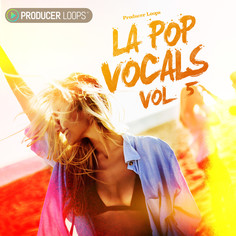 LA Pop Vocals Vol 5