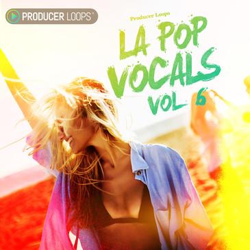 LA Pop Vocals Vol 6