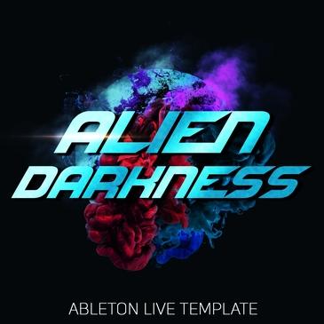 Ableton Live Template: Alien Darkness